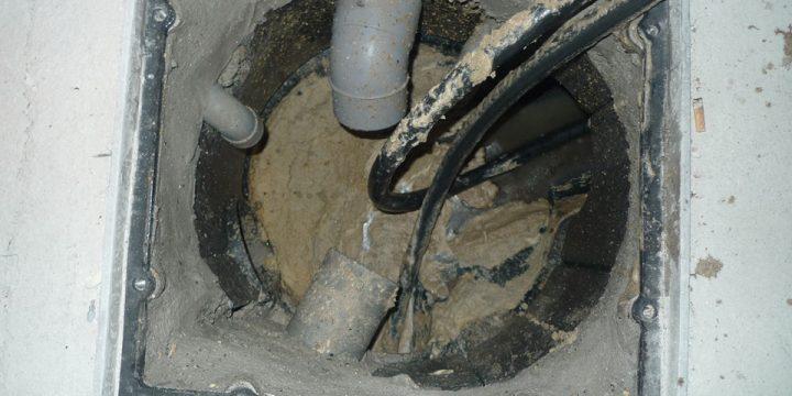 Limpieza y mantenimiento de fosas sépticas