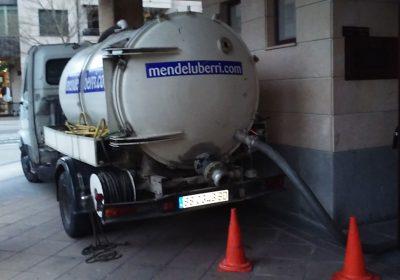 Putzu  tankeak  desblokeatzen