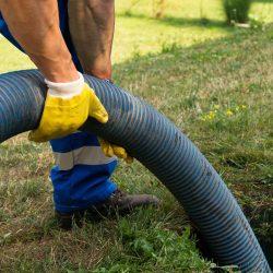 limpieza de fosas sépticas, como en desatascos, bombeos