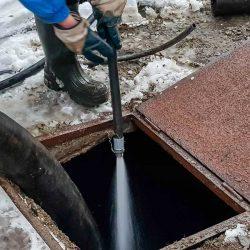 Sector saneamiento y alcantarillado
